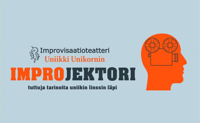 Uniikki Unikornin Improjektori